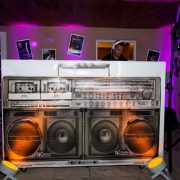 80's event, djs miami, miami dj, wedding uplight, wedding dj13